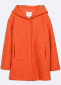 Overcoat w/Hood, $39.99, zara.com