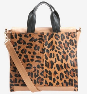 Cosmic Hair Tote, $40 with PRES60 promo code (orig. $158), frenchconnection.com