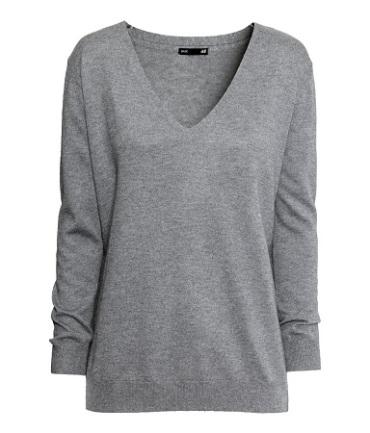 Fine-Knit Sweater, $24.95, hm.com
