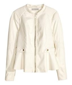 Biker Jacket, $59.95, hm.com