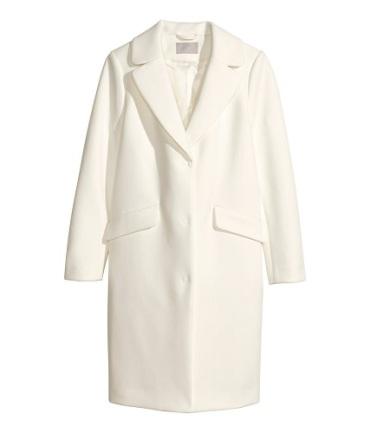 White Coat, $79.95, hm.com