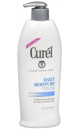 Curel Daily Lotion for Dry Skin, $7.99, drugstore.com