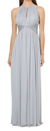 JS Boutique Sequined Empire Waist Gown, $164.50, lordandtaylor.com