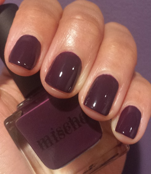 Product Review: Mischo Beauty's 'Lacquer of Love'