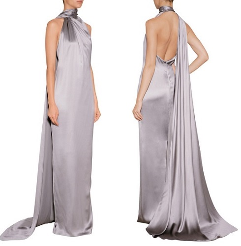 Ralph Lauren Collection Silk Valentina Gown, $3,442, stylebop.com