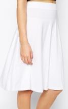 ASOS Circle Skirt in Jersey, $36, asos.com