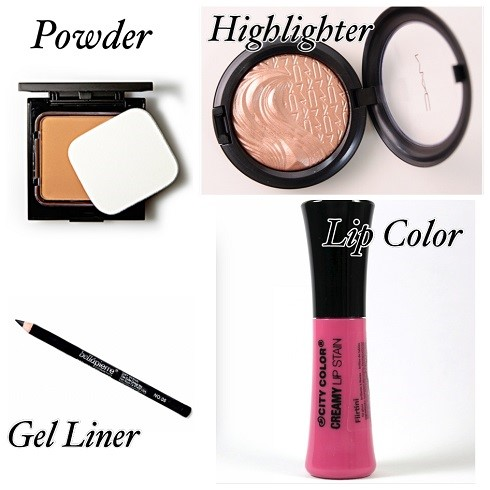 How to: Day-to-Night Makeup