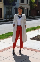 What I'm Wearing: The Trench