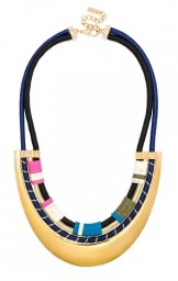 Montego Bib Necklace, $58, baublebar.com