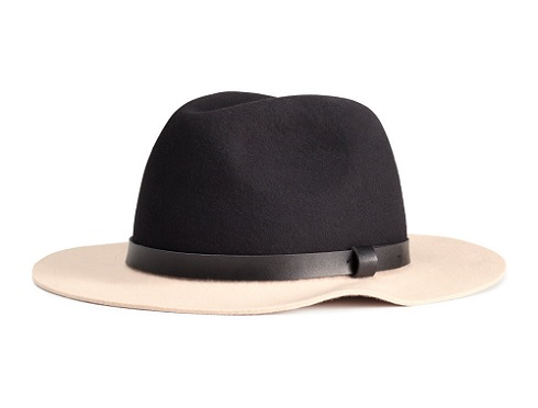 Wool Hat, $17 (marked down from $24.95), hm.com