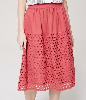 http://www.loft.com/eyelet-midi-skirt/381904?skuId=19104485&defaultColor=&colorExplode=false&catid=catl00009&priceSort=DESC