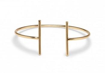 Double Bar Bracelet, $24.95, solesociety.com