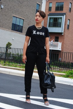 What I'm Wearing: It's All Love
