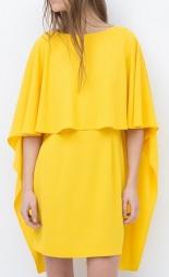 Layered Dress, $99.90, zara.com