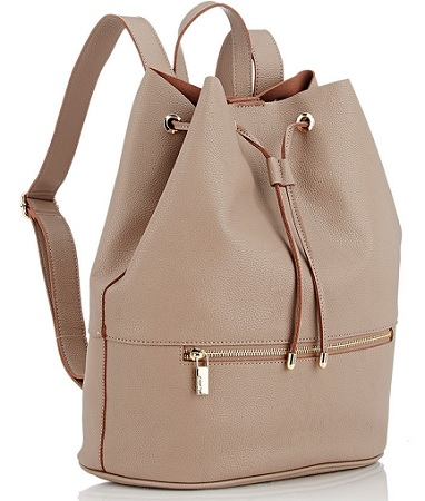 Deux Lux Elle Large Backpack, $79, barneyswarehouse.com