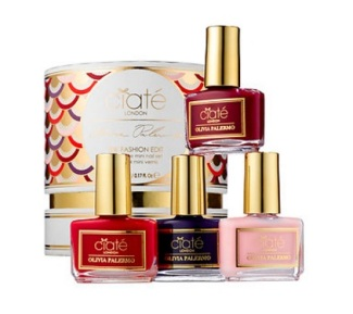 Olivia Palermo x Ciate London: The Fashion Edit Nail Set, $30, sephora.com