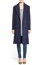 The Hanger Boucle Knit Long Coat, $68, nordstrom.com