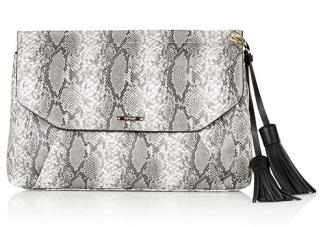 Tassel Envelope Clutch, $48, topshop.com