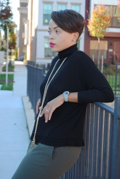What I'm Wearing: Tassel Lariat Necklace