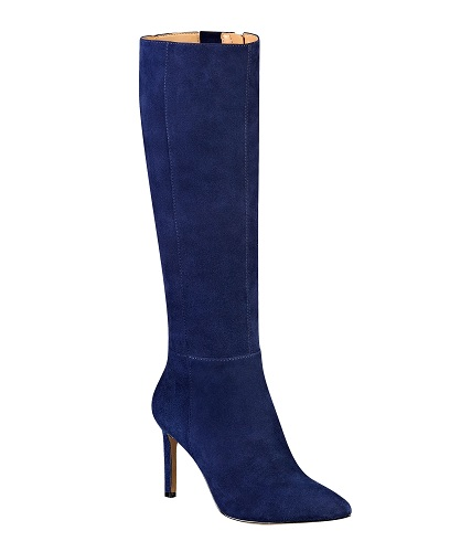 Evyn Pointy Toe Tall Boot, $89.99, ninewest.com