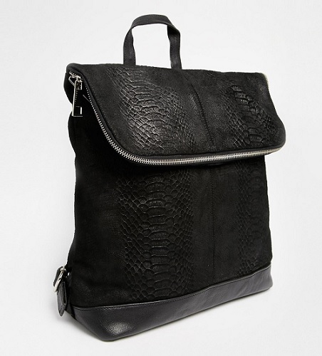 Fab Finds Under $100: Leather Backpack