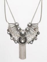 New Look Coin Necklace, $35, asos.com