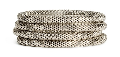 Mesh Bracelets, $5.99, hm.com
