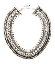 Multistrand Necklace, $17.99, hm.com