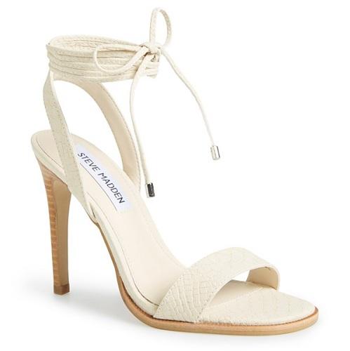 "Steve Madden ""Faithful"" Lace-Up Sandals, $99.95, nordstrom.com"