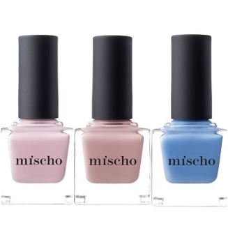 """The Year of Yes"" Nail Lacquer Collection, mischobeauty.com"