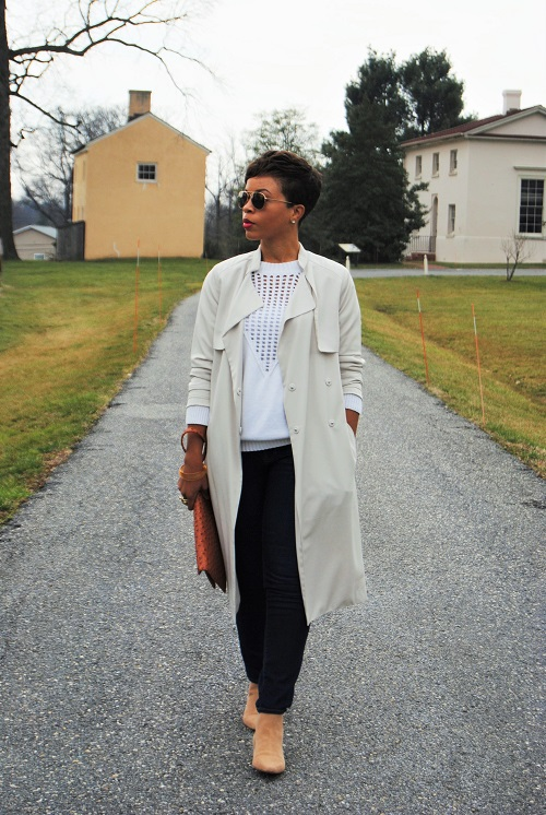 What I'm Wearing: The Trenchcoat