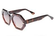 Isaac Mizrahi Geometric Shaped Sunglasses, $9.99, tjmaxx.com