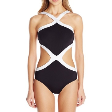 Kenneth Cole New York 'Got the Beat' Monokini, starting at $57, amazon.com