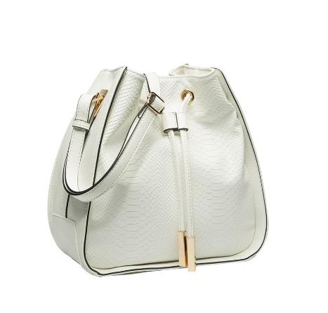 Alexandra Structured Bucket Bag, $59.80, meliebianco.com