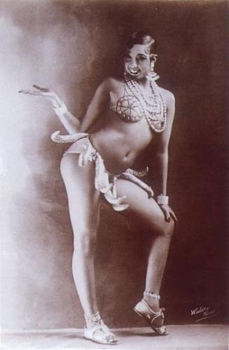 Josephine Baker (Photo via Wikimedia Commons)