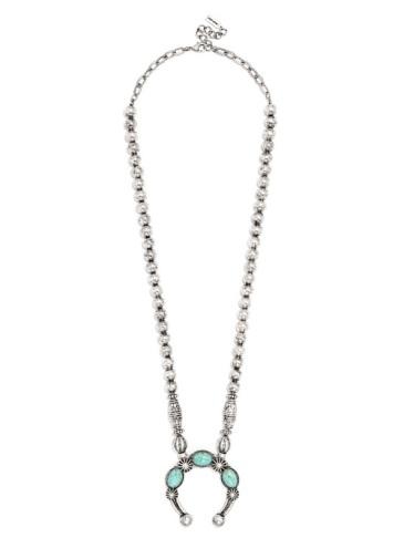 Poseidon Pendant Necklace, $36, baublebar.com