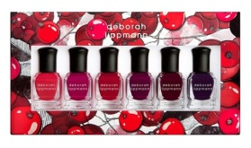 Deborah Lippman 'Very Berry' Nail Polish Set, $36, nordstrom.com