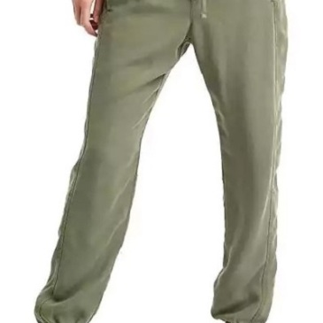Tencel Side Panel Jogger Pants, $54.99, gap.com