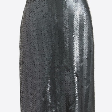Sequin Herringbone Pencil Skirt, $54, jcrewfactory.com