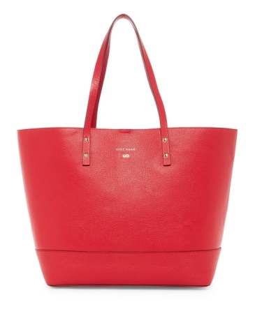 Cole Haan 'Beckett' Leather Tote, $62.50, nordstrom.com